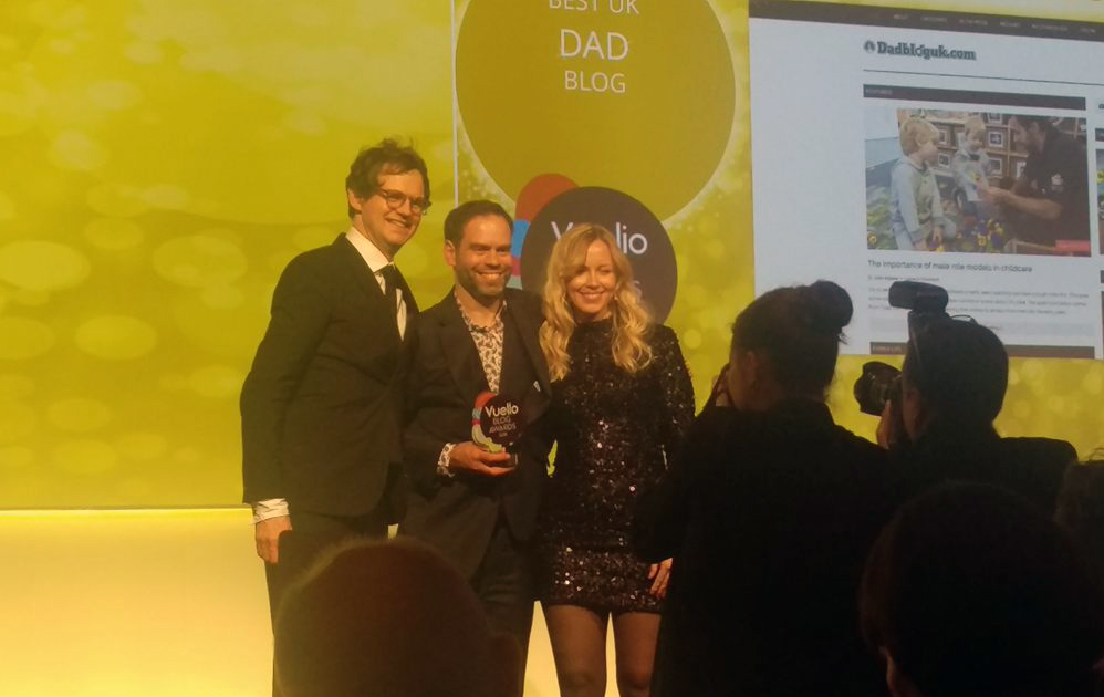 Vuelio, Vuelio Blog Awards, Mark Dolan