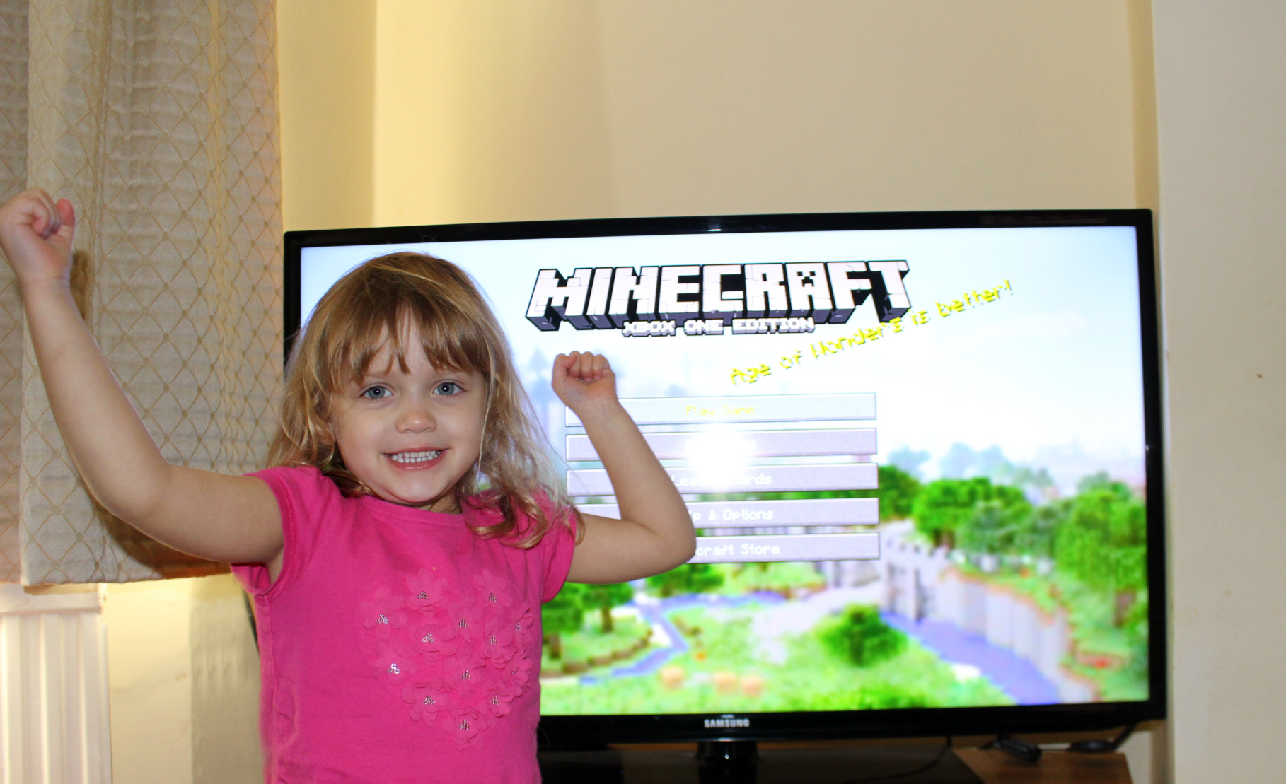 Xbox, Xbox One S, Xbos One S review, Minecraft