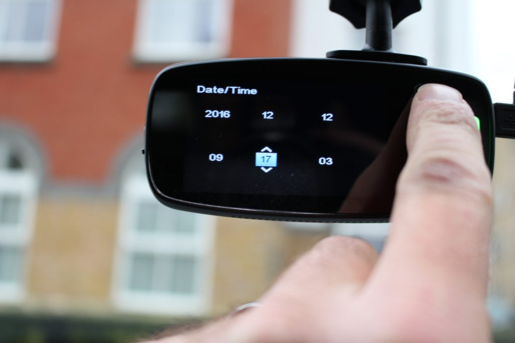dashcam, dashcam, review, Philips ADR810 review