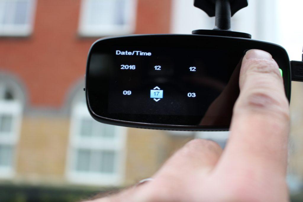 dashcam, dashcam, review, Philips ADR810 review