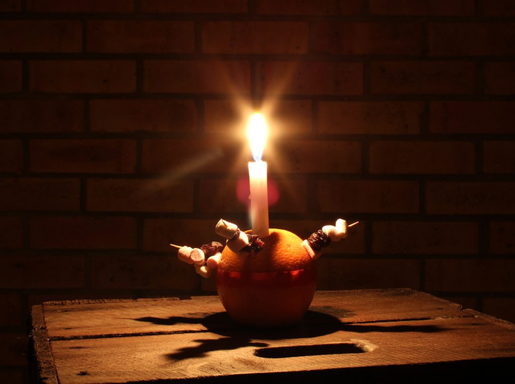Christingle, Christmas, blogging, blogger
