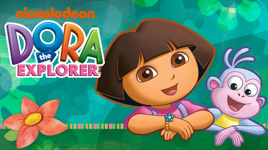 Dora the Explorer, foreign languages, Netflix