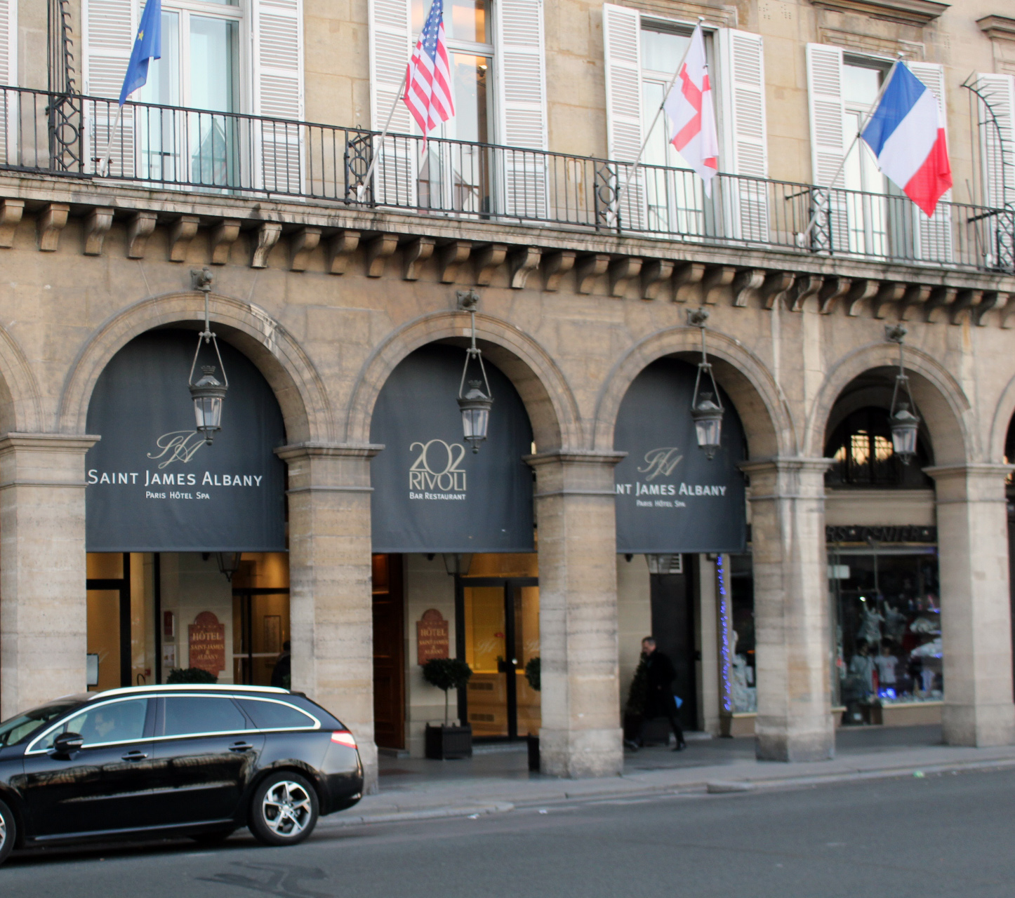 Saint James Albany, Paris, travelling, travel, blogging, blogger