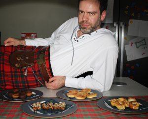 party food, Iceland, Iceland Foods, #poweroffrozen, Scotland