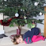 Putting up a Christmas tree: How difficult can it be?