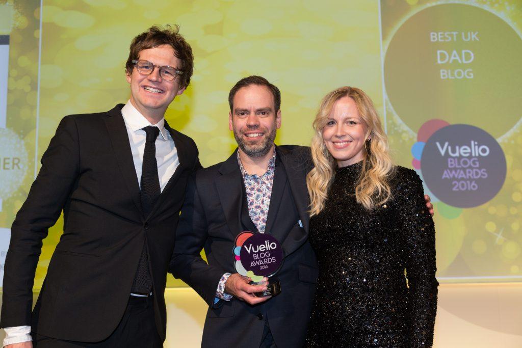 Vuelio, Vuelio Blog Awards, Best UK Dad Blog