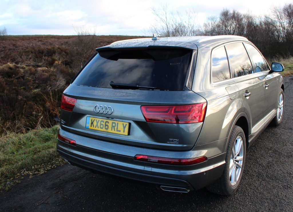 Audi Q7, Audi Q7 review, SUV reviews,