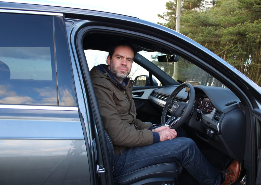 Audi Q7, Audi Q7 review, Q7,