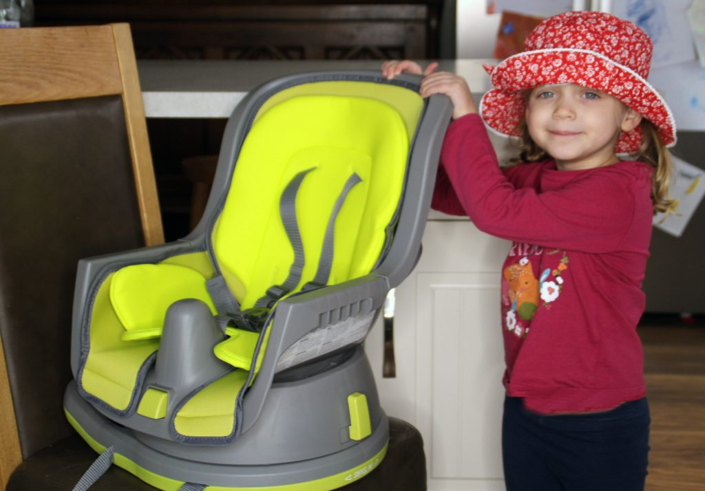 Graco, Graco Swivi Seat, #generationgraco, booster seat review.