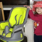 The Graco Swivi Booster Seat