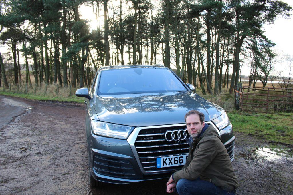 Audi, Audi Q7, Audi Q7 review