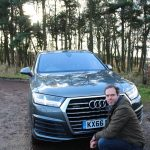 I would drive 1,000 miles: Test driving the Audi Q7
