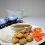 Iceland's chicken nuggets – katsu curry style