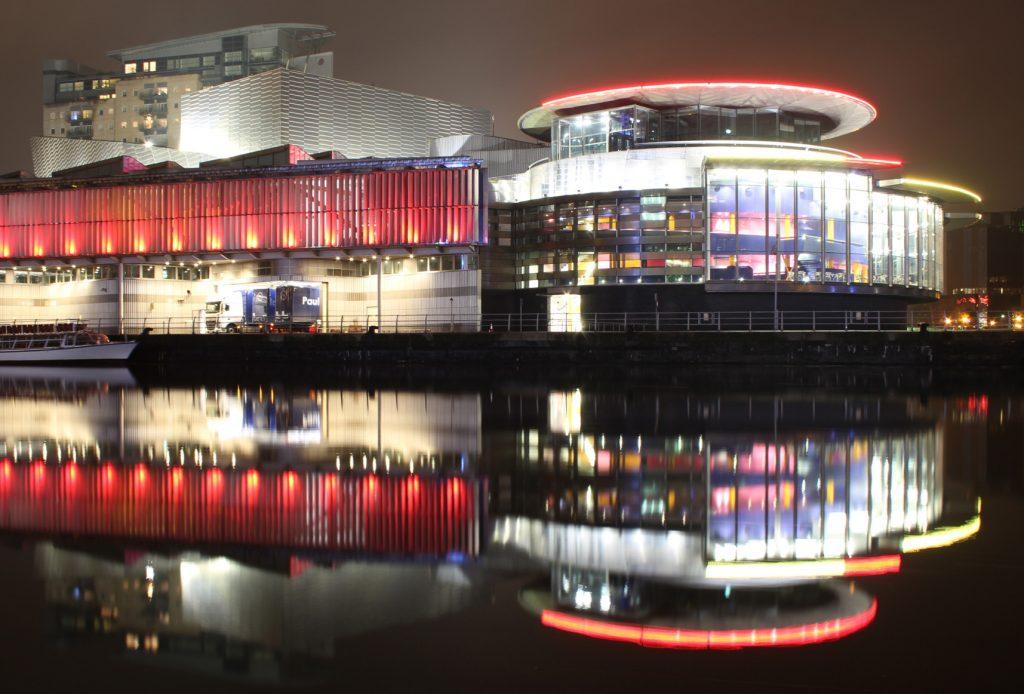 Media City, Media City UK, Quay 9,