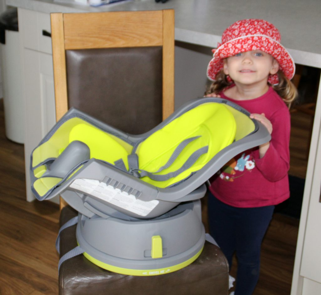 Graco, Graco Swivi Booster, Graco Swivi Booster seat, booster seat review, booster seat reviews