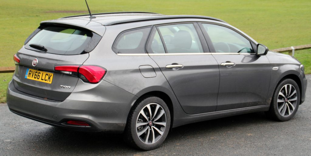 Fiat, Fiat Tipo, Fiat Tipo estate, review, Fiat Tipo review, family cars, family friendly cars