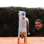 bottle rocket, #terrificscientific, BBC, science experiments for children, Terrific Scientific