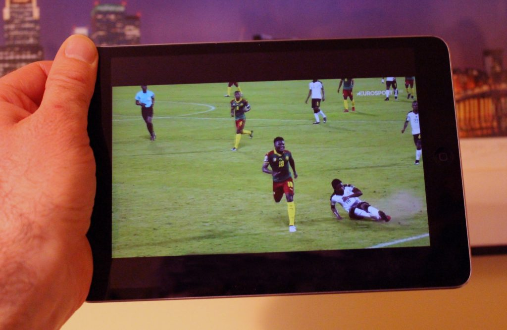 Eurosport Player, Eurosport Player review, reviews, sport, Africa Cup of Nations