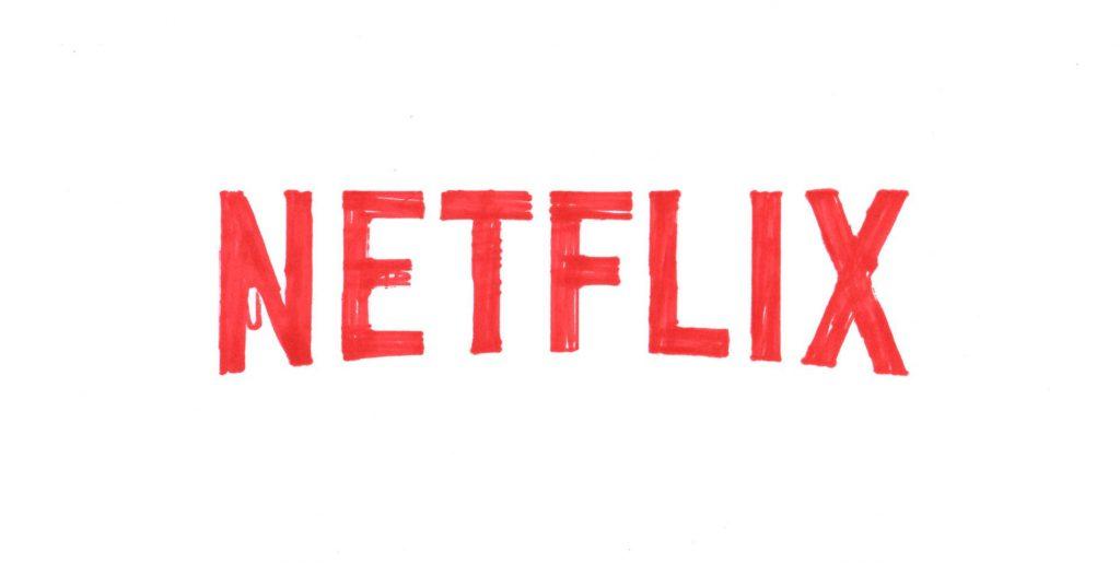 Netflix stencil, Netflix