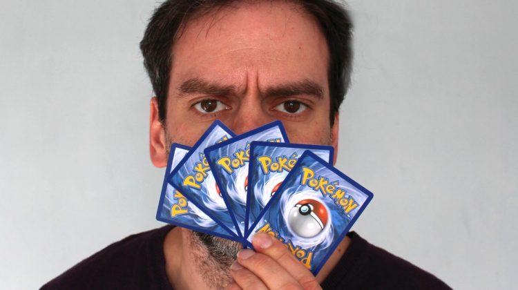 Getting sucked into the Pokémon world