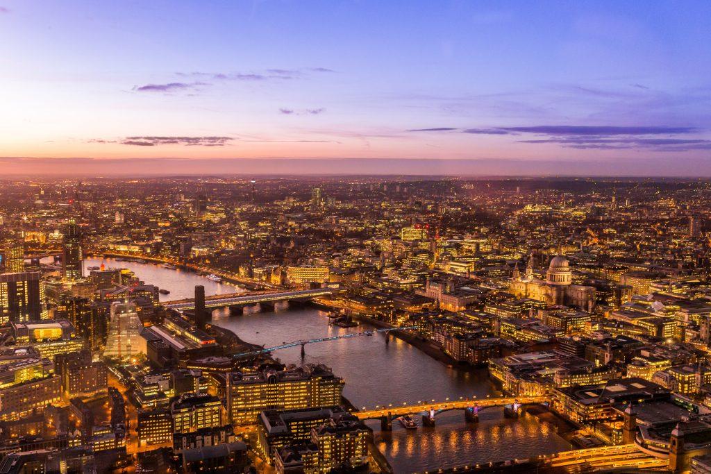 London, reminiscing, child free, single