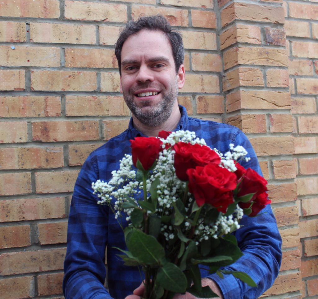 Smart Men's Flowers, flowers, review, flower delivery service