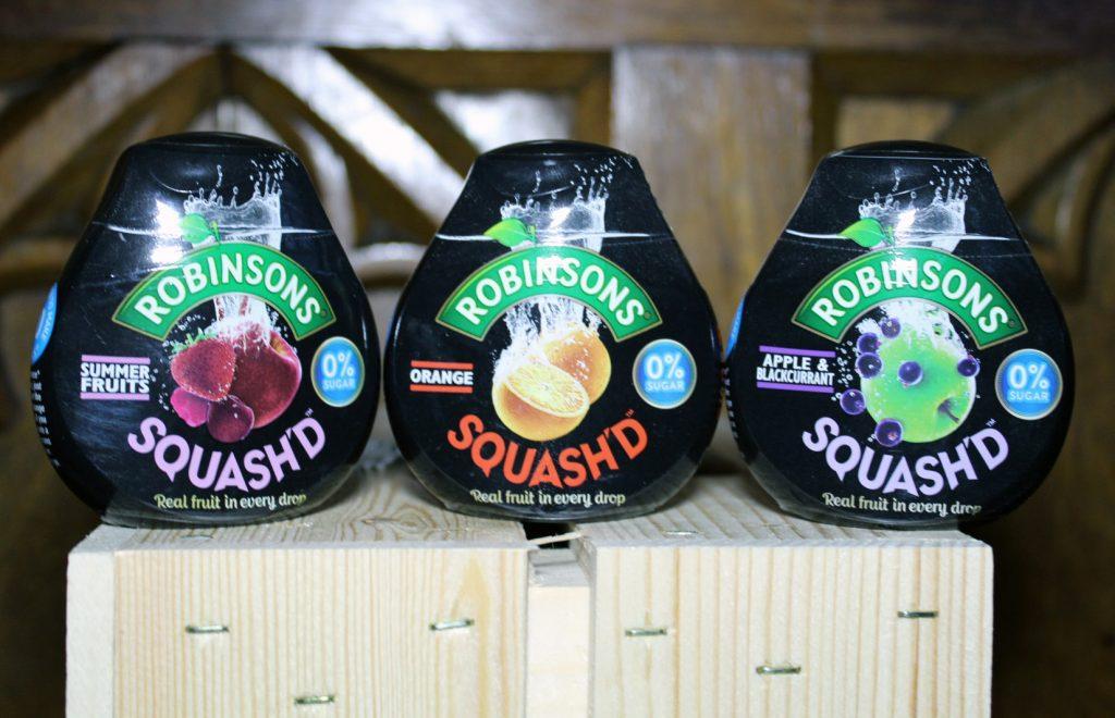 Squash'd, Robinsons, #enjoymorewter, squash