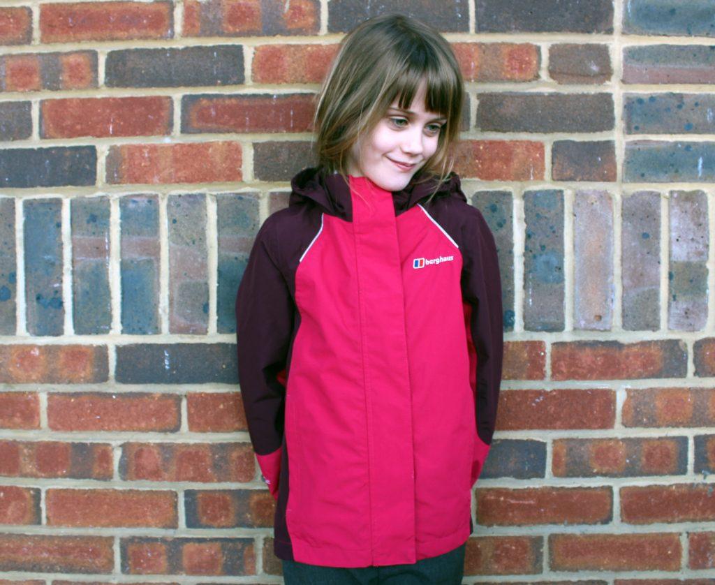 Berghaus, Blacks, clothes, coats for children, children's coats, dadbloguk, dadbloguk.com