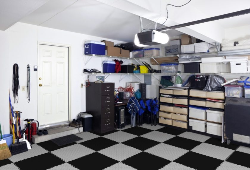 Bricoflor: a versatile flooring alternative for the garage