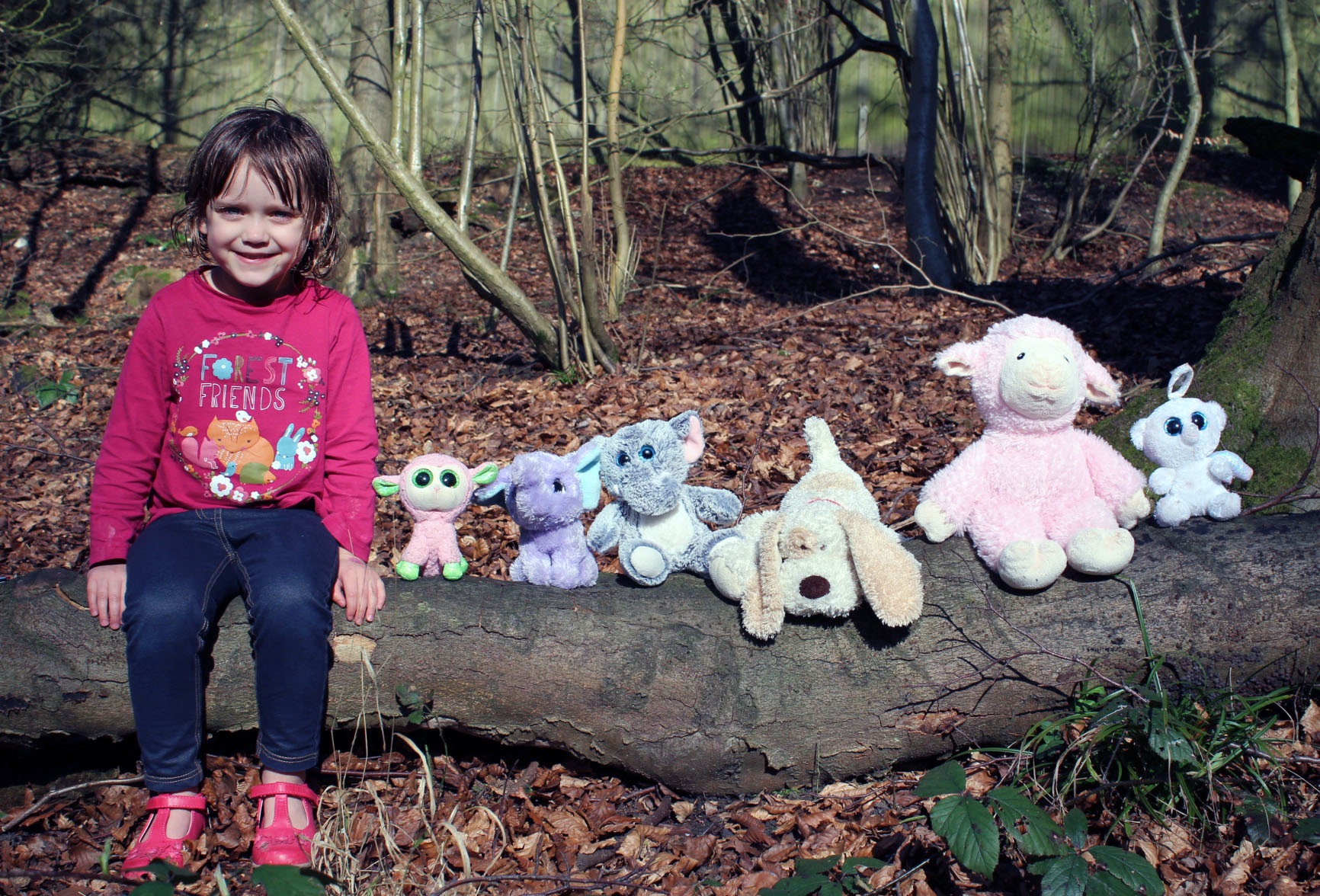 soft toys, imagination, independent play, active children, woodland walk, walk, outdoor play, dadbloguk, dadbloguk.com., #MySundayPhoto
