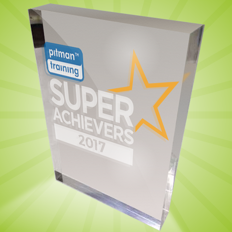 Pitman Training SuperAchievers Awards: help the judges decide