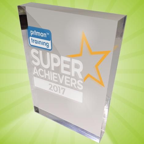 Pitman Training SuperAchievers Awards: help the judges decide