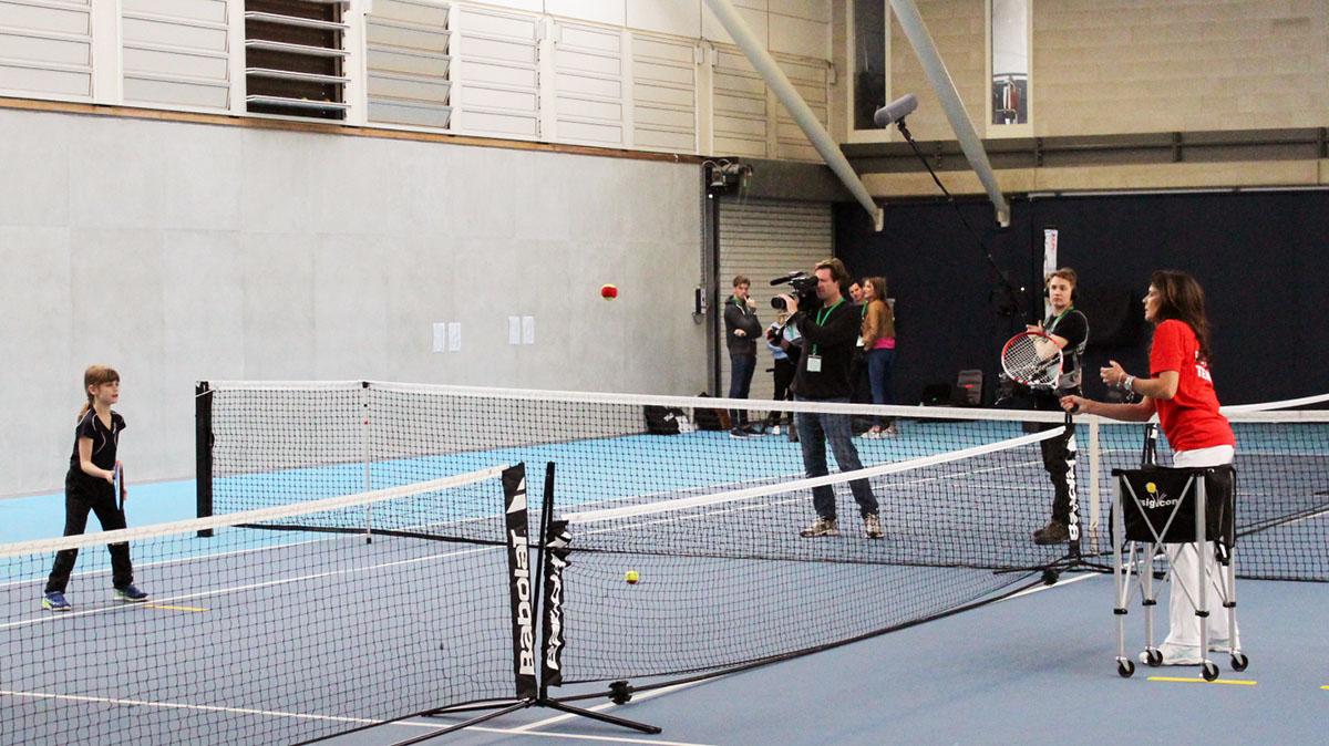 #tennisforkids, tennis For Kids, tennis, active children, Annabel Croft, dadbloguk, dadbloguk.com, school run dad