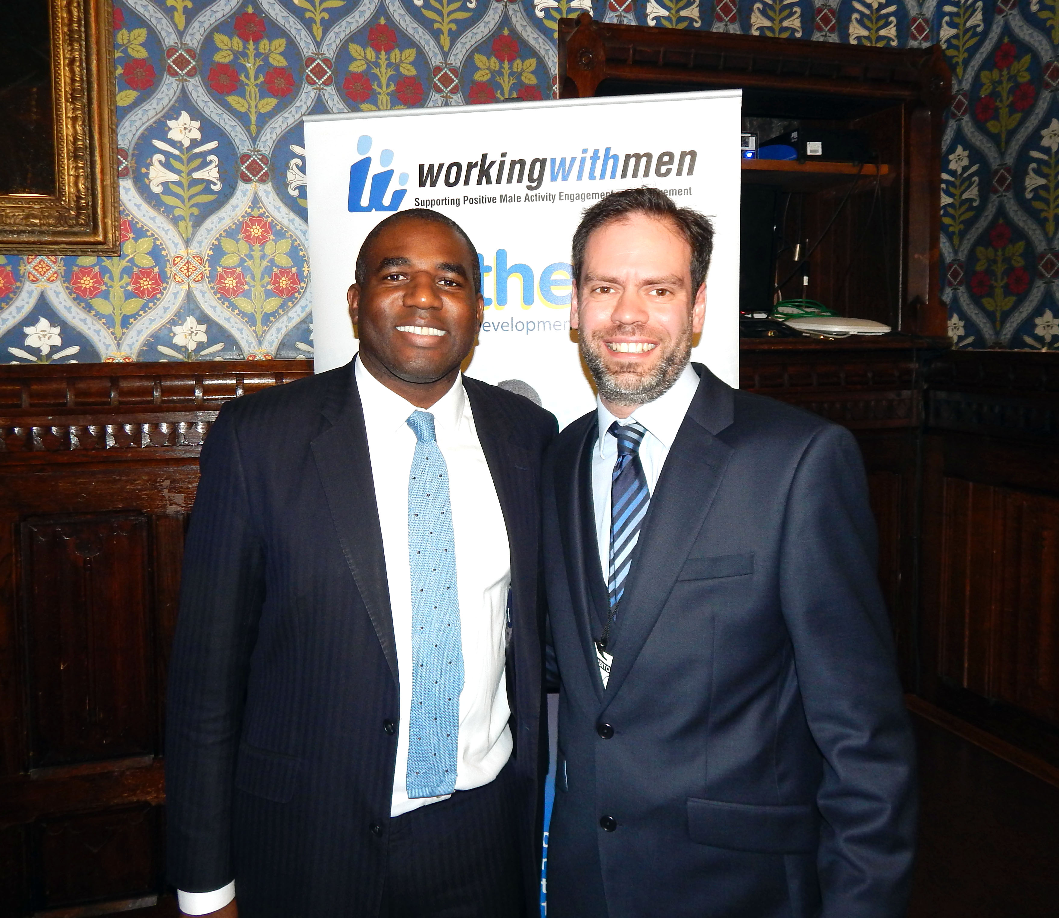 APPGF, David Lammy, All Party Parliamentary Group on Fatherhood, Dadbloguk, dadbloguk.com