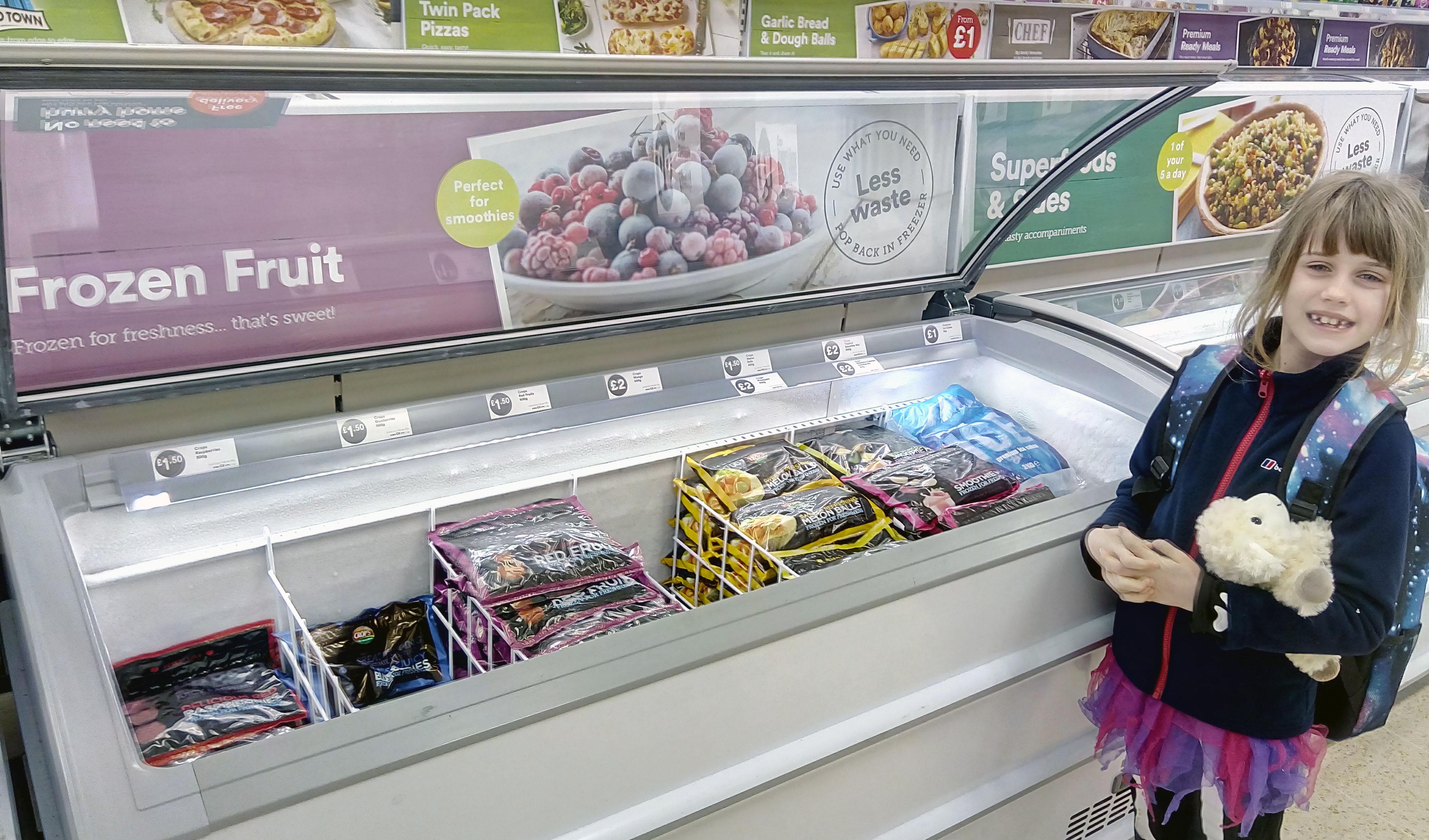 Iceland, #Poweroffrozen, mocktails, dadbloguk, dadbloguk.com, frozen fruit