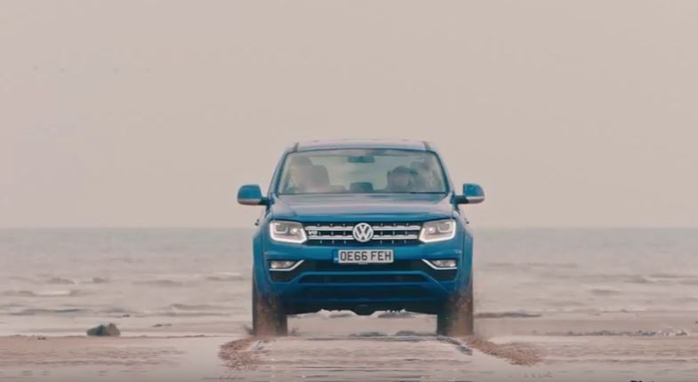 Wanting to attempt the Volkswagen Amarok Trailblazer Challenge