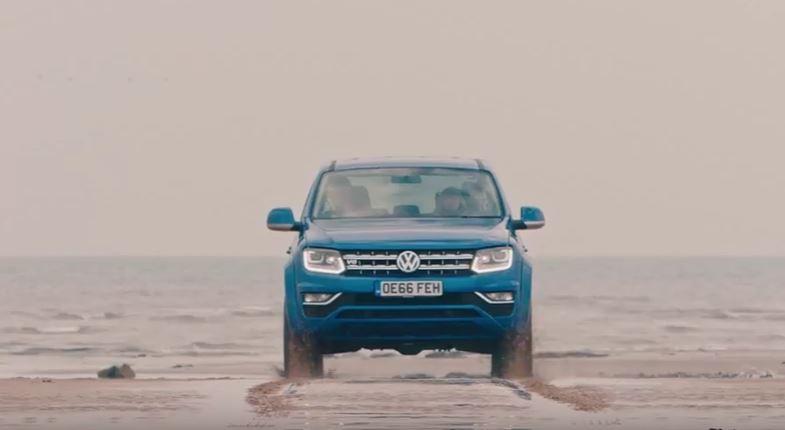 Wanting to attempt the Volkswagen Amarok Trailblazer Challenge