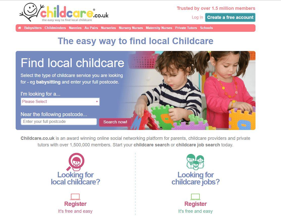 Childcare.co.uk, childcare, dad blog uk, dadbloguk.com