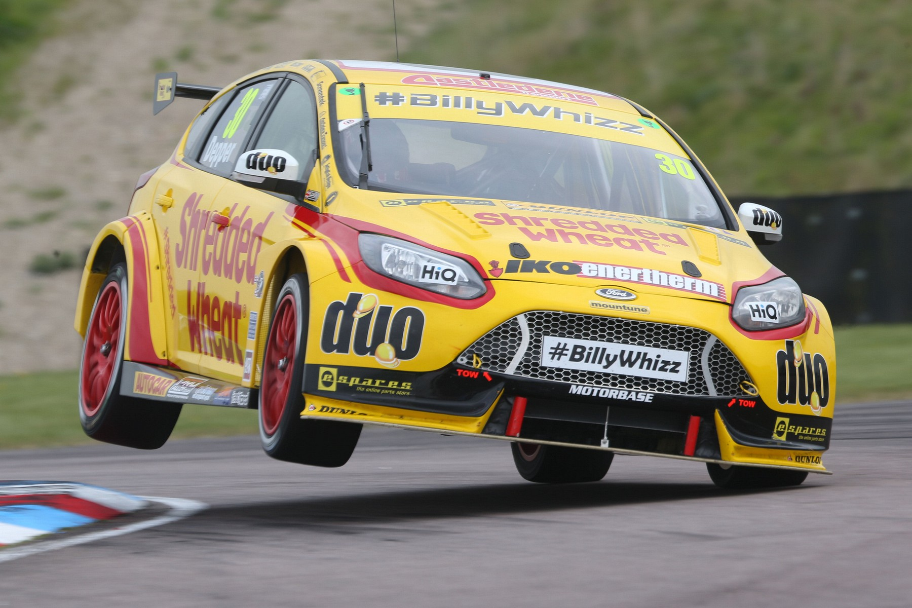 British Touring Car Championships: A day out for the family?