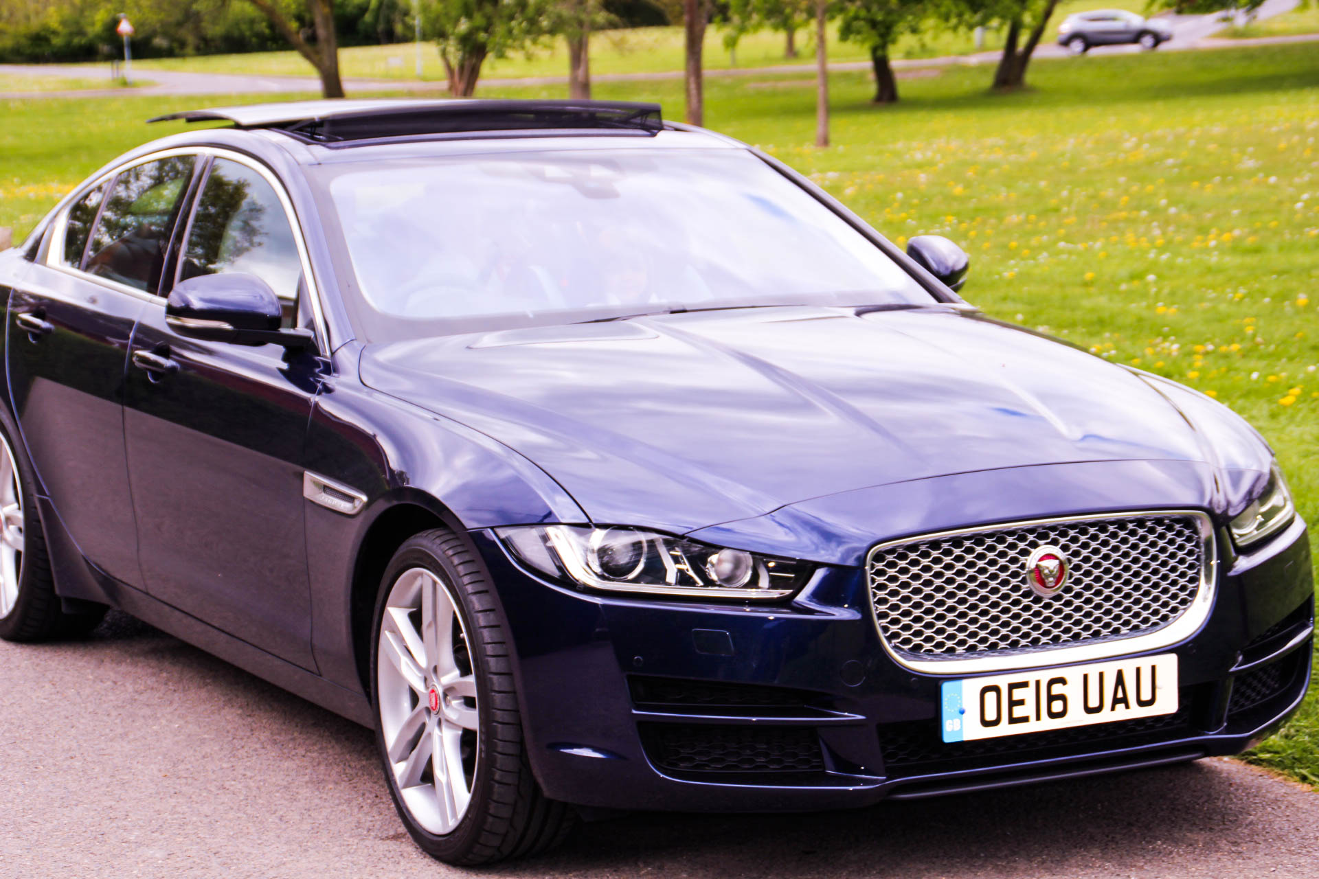A week with a Jaguar XE R Sport