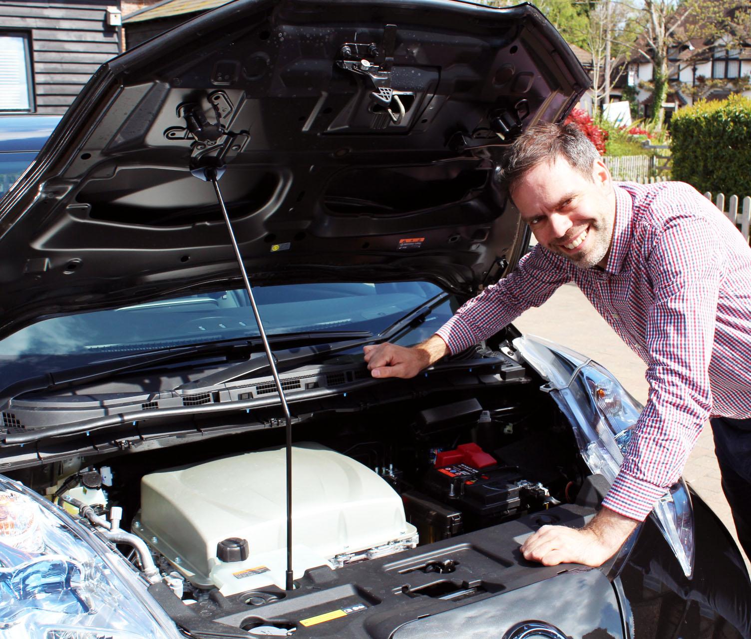 Nissan Leaf, electric cars, EVr Go Electric, dadbloguk, dadbloguk.com, school run dad