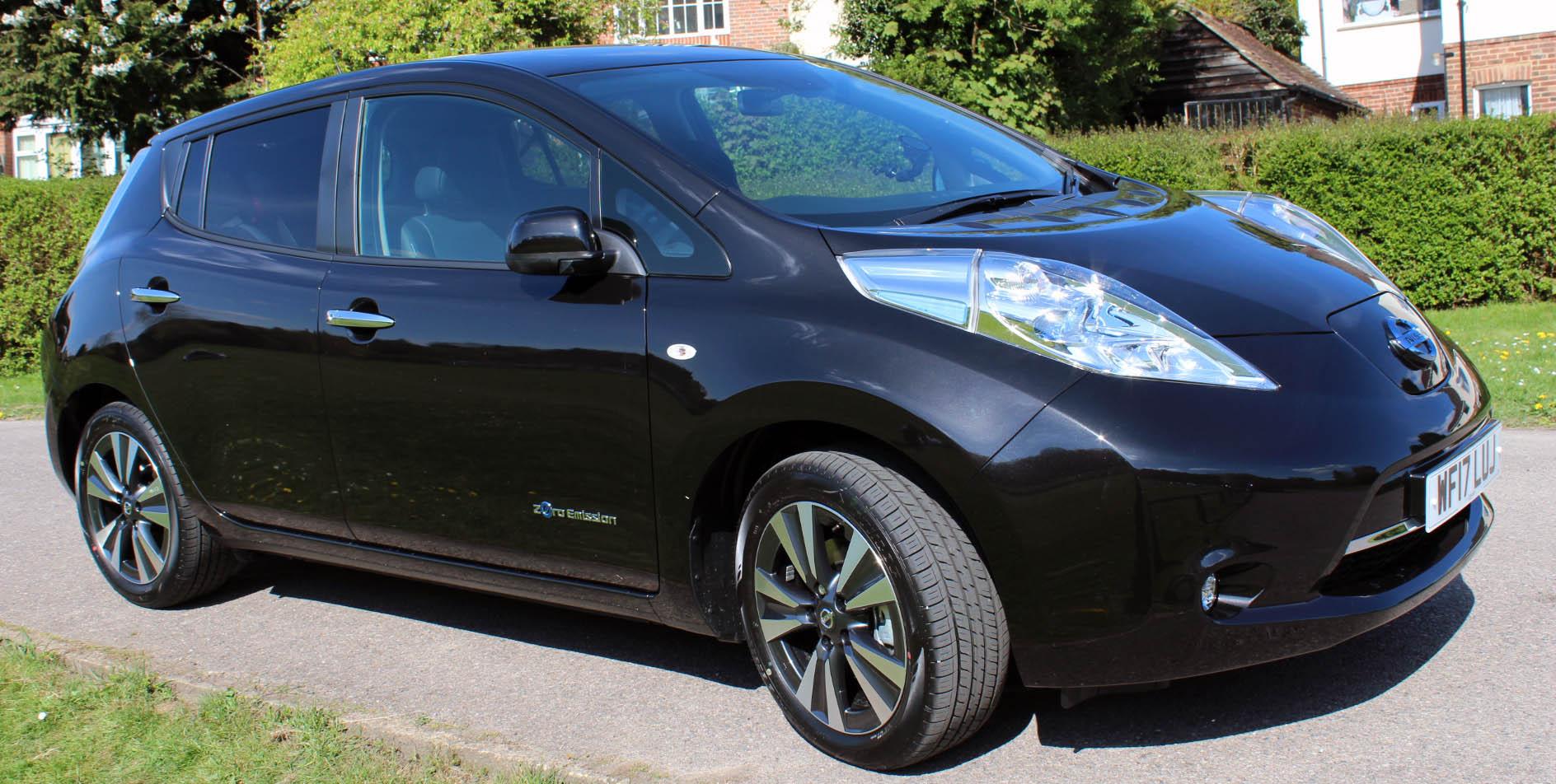 Nissan Leaf, EVr Go Electric, dadbloguk, dadbloguk.com, electric cars, electric car reviews