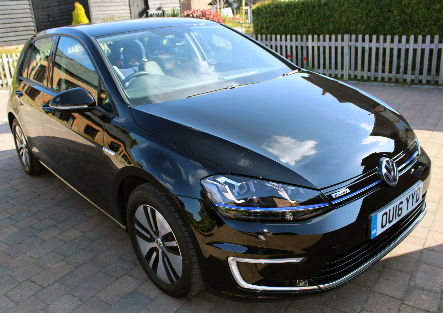 Volkswagen e-Golf, electric cars, VW e-Golf, dadbloguk, dadbloguk.com, EVr Go Electric
