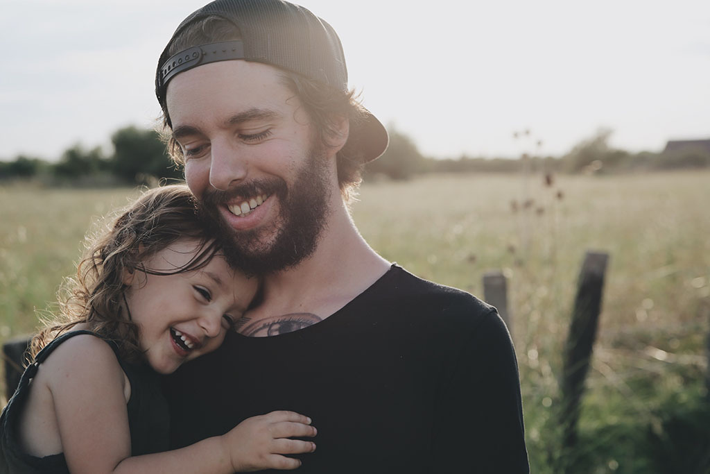 It's true: dads treat their daughters differently
