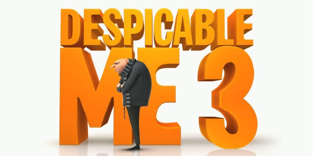Despicable Me 3, Steve carell, dad blog uk, dadbloguk, dadbloguk.com, school run dad