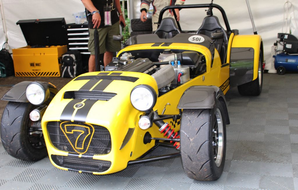 Caterham 7, Goodwood Festival of Speed, Goodwood, Lord March, dad blog uk, dadbloguk, dadbloguk.com, school run dad