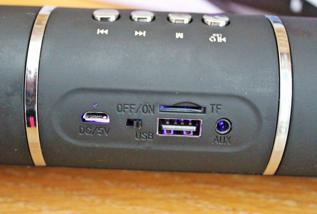 Intempo, stereo equipment, wireless speaker