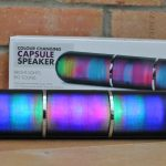 Review: Intempo colour changing wireless speaker