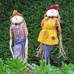 Our adopted scarecrow children