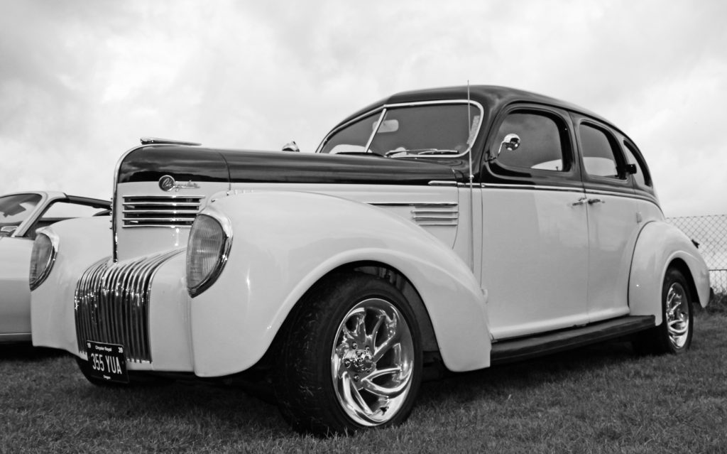 Chrysler, vintage car, car, black and white photography, car show, dadbloguk, dad blog uk, dadbloguk.com, stay at home dad, school run dad